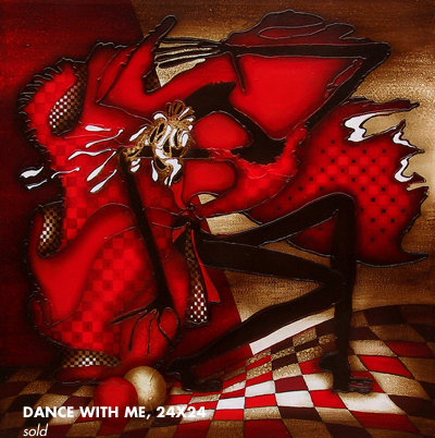 Tatiana Zaits - Dance with me